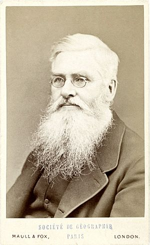 Alfred Russel Wallace Maull&Fox BNF Gallica