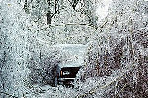 Ice Storm by NOAA