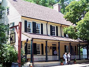 Old Salem, Winston-Salem, North Carolina