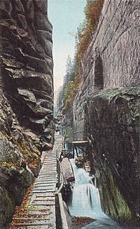 The Flume, Franconia Notch, NH