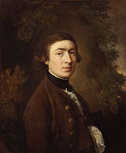Thomas Gainsborough by Thomas Gainsborough