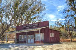 Post Office in Valyermo