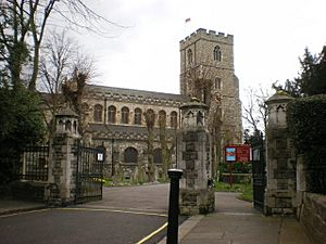 All Saints Church, Fulham - geograph.org.uk - 1576672