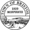 Official seal of Bristol, New Hampshire