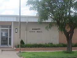 Dimmitt City Hall (2010)