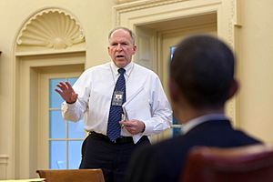 John Brennan, Assistant to the President for Homeland Security and Counterterrorism, 2010