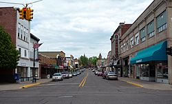 Downtown Ironwood