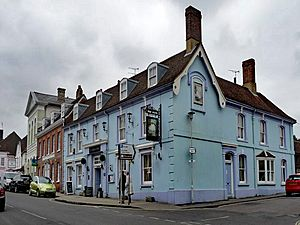 Alresford - The Swan - geograph.org.uk - 1616514