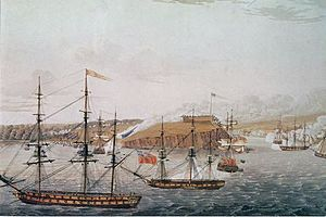 Attack on Fort Oswego (May 1914), War of 1812