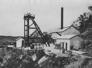 General Grant Mine at Kingsborough on the Hodgkinson goldfield Queensland 1937