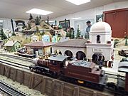 Glendale-Sahuaro Central Railroad Museum-AMRS layout-2