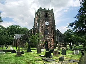 Radcliffe Parish Church