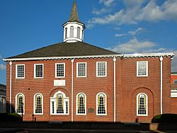 Old Salem Courthouse