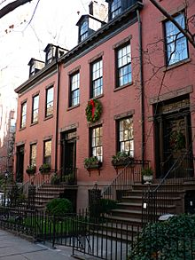 Willow Street Brooklyn Heights 2006