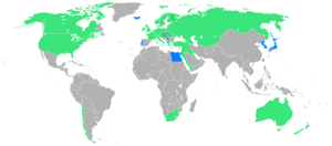 1912 Summer Olympic games countries