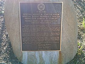 Battle of Barrington Plaque
