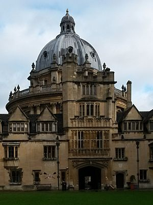 Brasenose College Lodge (cropped)