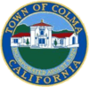 Official seal of Colma, California