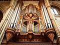 All Saints Hove Hill pipe organ