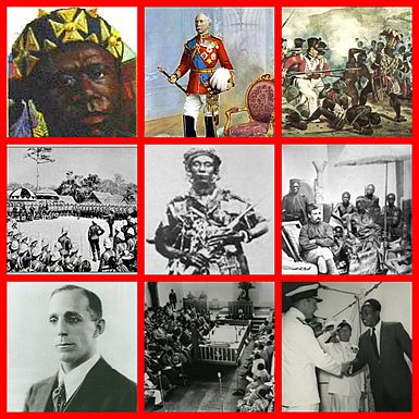 Chronicles of Pre−Republic of Ghana