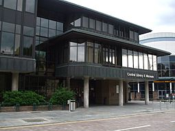Ilford Central Library