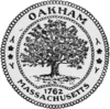 Official seal of Oakham, Massachusetts