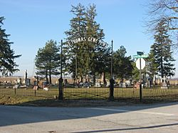 St. Thomas Cemetery at Glynwood