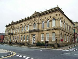 The Lyceum and Science & Art Building. - geograph.org.uk - 493742