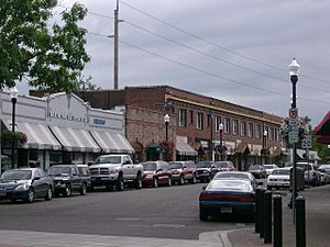 Downtown Beaverton Oregon