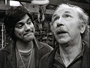 Freddie Prinze Jack Albertson Chico and the Man 1974