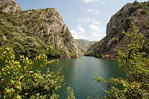 Matka Lake - Macedonia