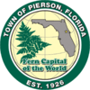 Official seal of Pierson, Florida