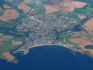 Stonehaven-aerial
