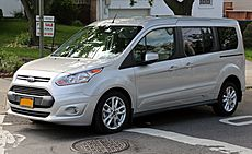 2014 Ford Transit Connect Wagon Titanium LWB front left