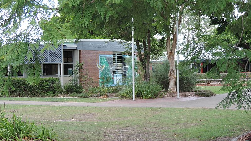 Boronia Heights State School building, 2014