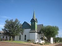 First United Methodist Church of Cotulla, TX IMG 0461