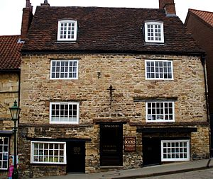 Jew's Court, Lincoln