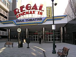 Regal Cinemas Imax Theatre