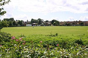 Buckingham cricket ground - geograph.org.uk - 715517