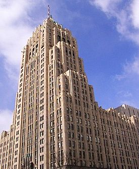 Fisher Building Detroit crop