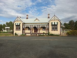 Grenfell, NSW - Railway Station 1