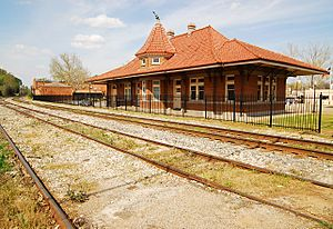 Nacogdoches station