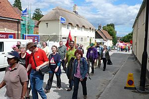 Tolpuddle Festival 2008 - geograph.org.uk - 892327