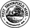 Official seal of West Brookfield, Massachusetts