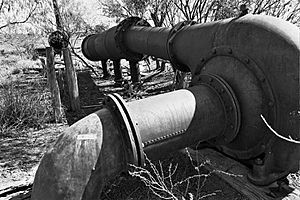 Beaconsfield Station Sheep Wash (former) - water pipes.jpg