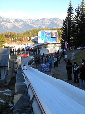 Bobsleigh World Cup Igls 2011