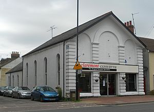 Former Primitive Methodist Chapel, Snodland