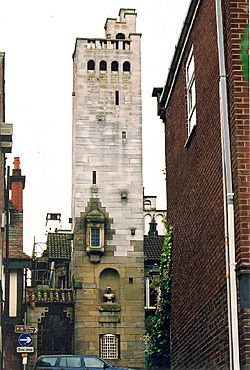 Gaskell Memorial Tower, Knutsford, Cheshire - geograph.org.uk - 43169