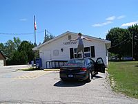 Gould City, Michigan Post Office