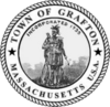 Official seal of Grafton, Massachusetts